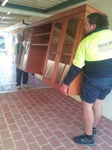 wall unit delivery service