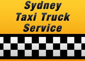 sydney taxi trucks